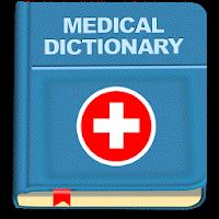 دیکشنری پزشکی با 100000 واژه آیکون