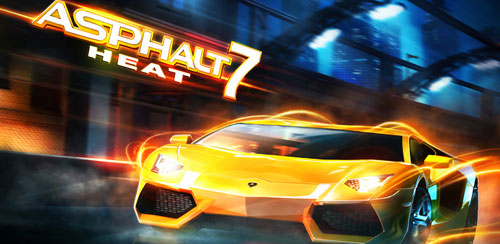 Asphalt 7: Heat v1.1.2h + data