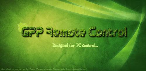 GPP Remote Control v3.5.3