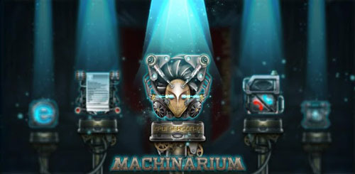 Machinarium GO Launcher Theme v1.0