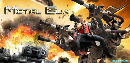 Metal Gun – Blood War v1.0