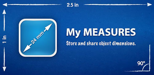 My Measures & Dimensions v1.0.15