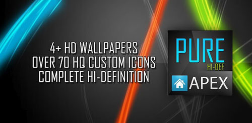 Pure HD Apex Theme v2.0
