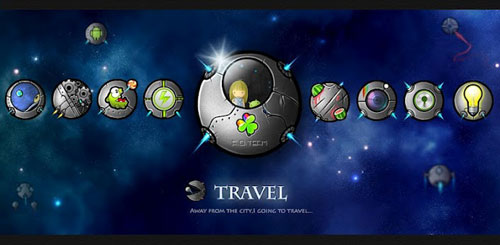 Travel GO LauncherEX Theme v1.0