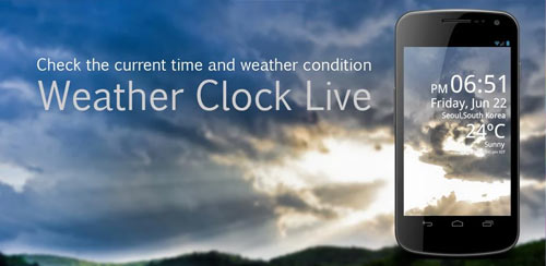 Weather Clock Live v1.8.2.7