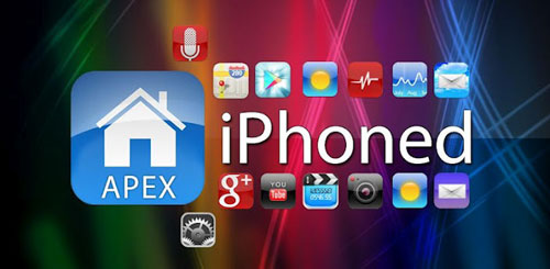 iPhoned HD Apex Theme v1.0