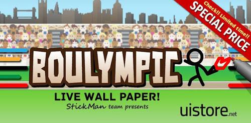 BOULYMPIC LiveWallpaper v1.0