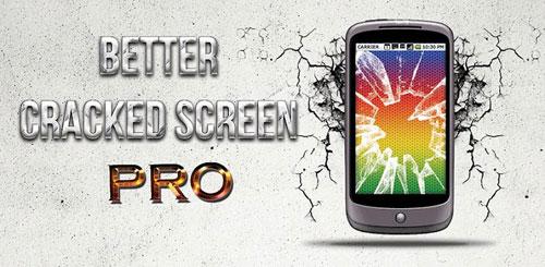 Better Cracked Screen PRO v2.3