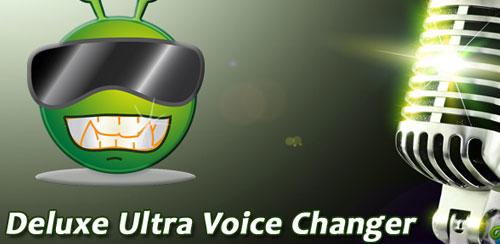 Deluxe Ultra Voice Changer v1.09