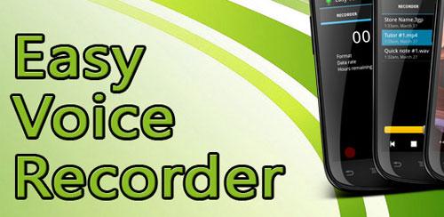 Easy Voice Recorder Pro v1.4.0