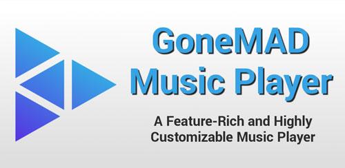 GoneMAD Music Player FULL v2.2.3