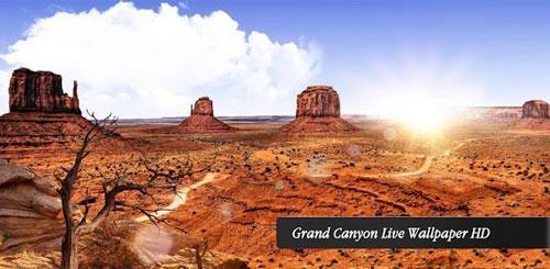 Grand Canyon Live Wallpaper HD v1.3.0
