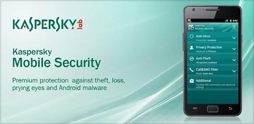 Kaspersky Mobile Security v9.10.118