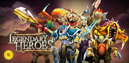 Legendary Heroes MOBA v3.0.38