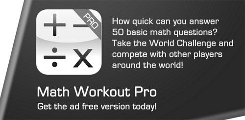 Math Workout Pro v1.7