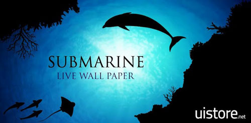 SUBMARINE LiveWallpaper v2.2