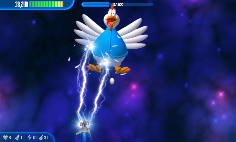 Chicken Invaders 3 HD (Tablet) v1.31ggl