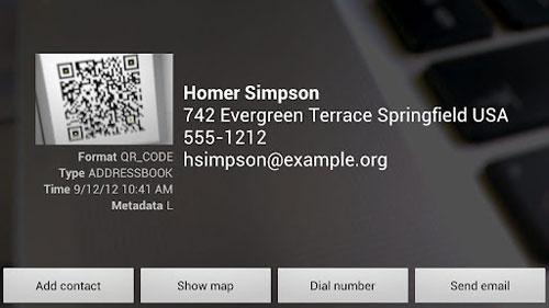 Barcode Scanner v4.3