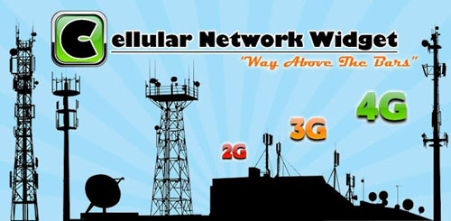 Cellular Network Widget Pro v1.3.3