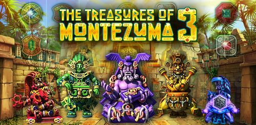 Treasures of Montezuma 3. True Match-3 Game v1.3.0
