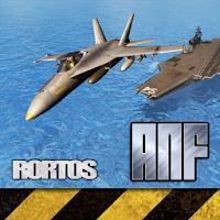 بازی جنگنده نیرو هوایی آیکون