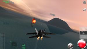 تصویر محیط Air Navy Fighters v3.0.3