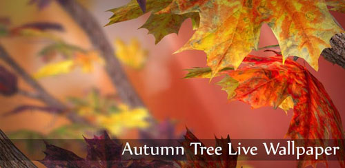 Autumn Tree Live Wallpaper v1.06