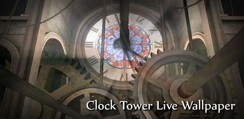 Clock Tower 3D Live Wallpaper v1.01