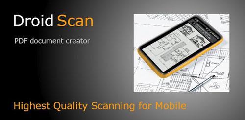 Droid Scan Pro PDF v5.7.1