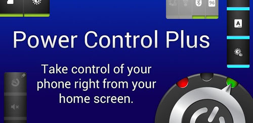 Power Control Plus (widget) v2.7