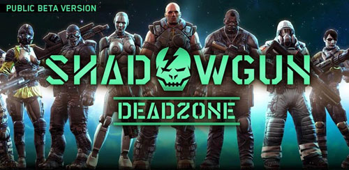 SHADOWGUN: DeadZone v0.2.1 + data