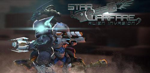 Star Warfare:Alien Invasion v2.10.02 + data