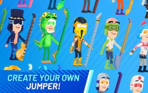 تصویر محیط Ski Jump Challenge v1.0.30