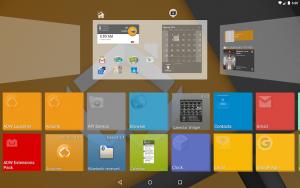 تصویر محیط ADW Launcher 2 v2.0.1.75