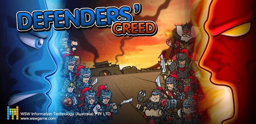 ۳Kingdoms TD:Defenders' Creed v1.0.4