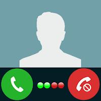 برنامه جعلی تماس و پیامک آیکون