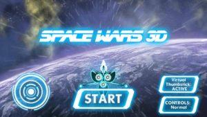 تصویر محیط Space Wars 3D v1.0.5