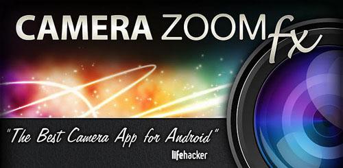 Camera ZOOM FX v4.0.3