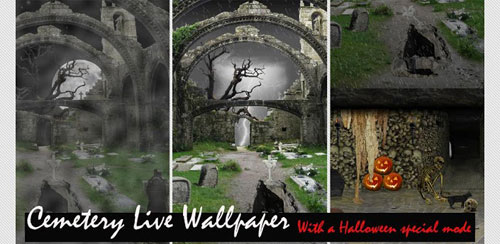 Cemetery Live Wallpaper v1.7