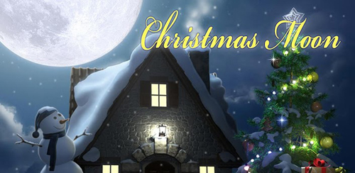 Christmas Moon Live Wallpaper v1.0.8