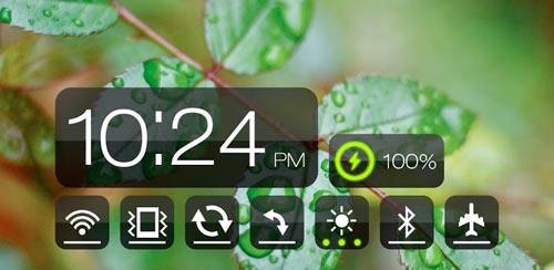 Clean Widgets v2.55