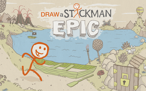 Draw a Stickman: EPIC v1.4.3.100