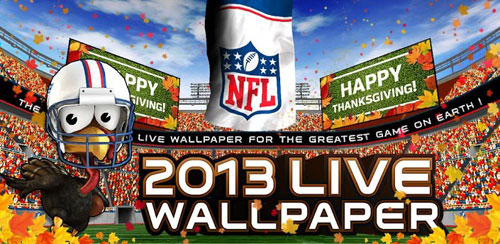 NFL 2013 Live Wallpaper Unlocked v1.61
