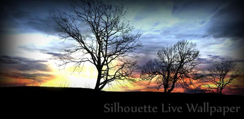 Silhouette Live Wallpaper v2.05