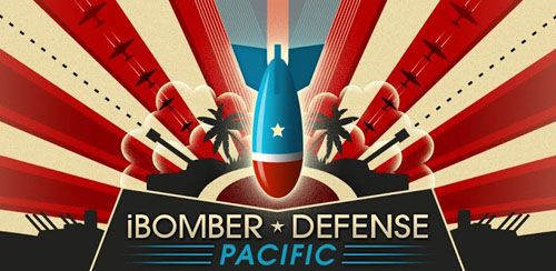 iBomber Defense Pacific v1.1.0 + data