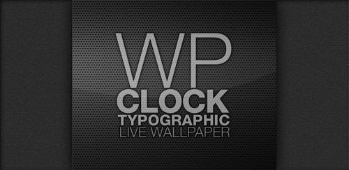 wp clock design live wallpaper FULL v2.2.8