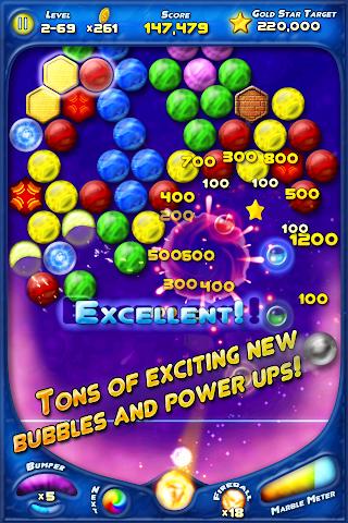 Bubble Shooter v1.053