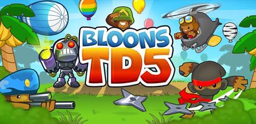 Bloons TD 5 v1.0 + data