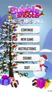 Bubble Shooter Christmas HD3
