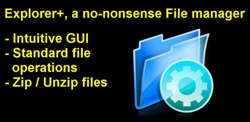 Explorer+ File Manager Pro v2.3.7